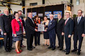 Firma Kirschner feierte 30-jähriges Betriebsjubiläum
